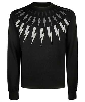 Neil Barrett PBMA974 M617 Knit