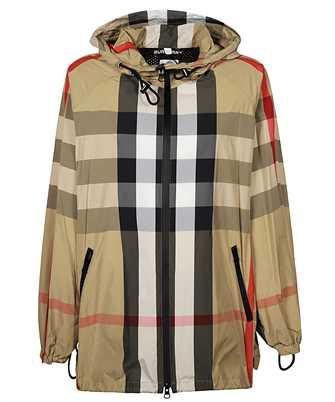 Burberry 8033440 CHECK RECYCLED NYLON Jacket