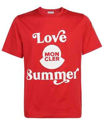 Moncler 8C7D6.10 8390Y T-Shirt