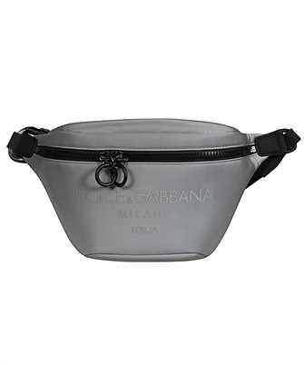 Dolce & Gabbana BM1760-AJ640 SCUBA FABRIC Waist bag