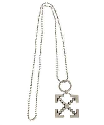 Off-White OMOB024F19253007 ARROWS Necklace