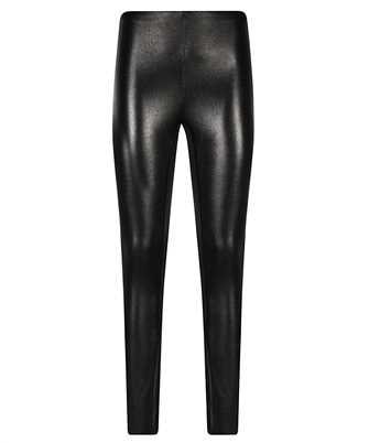 Karl Lagerfeld 210W1007 METALLIC FAUX STRETCH Trousers