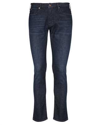 Emporio Armani 3K1J06 1DY4Z STRAIGHT Jeans