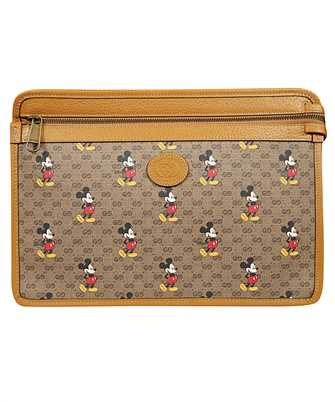 Gucci 602552 HWUBM DISNEY Document case