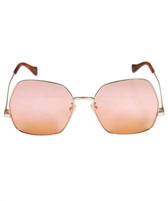 Gucci 663756 I3330 GEOMETRICAL-FRAME Occhiali da sole