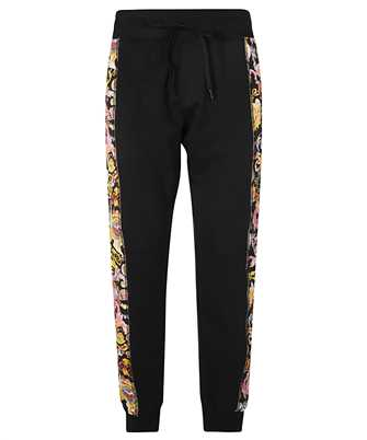 Versace Jeans Couture A2GWA1F8 S0153 PRINT Trousers