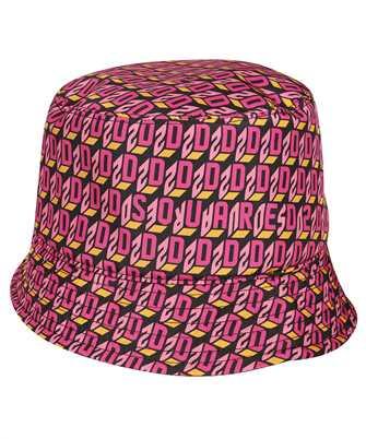 Dsquared2 HAW0032 16804334 NYLON STAMPA MONOGRAM Hat