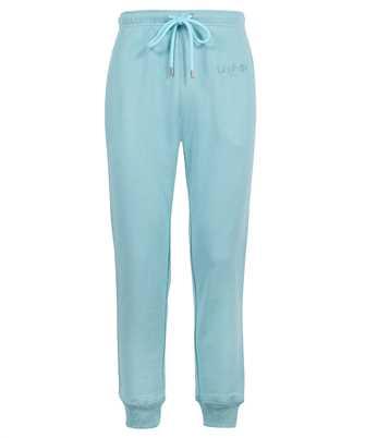 Lanvin RM TR0041 J008 A21 PARIS EMBROIDERED JOGGING Trousers