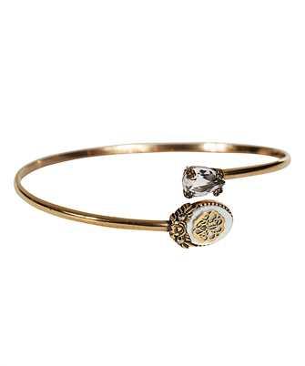 Alexander McQueen 617647 IAA4T SIGNATURE Bracelet
