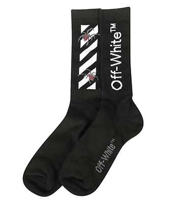 Off-White OMRA001S20120001 ARACHNO Socks