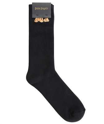 Palm Angels PMRA001F21FAB001 BEAR Socken