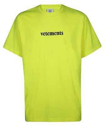 Vetements TR304 LOGO T-shirt