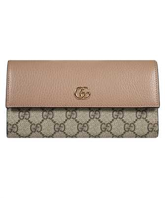 Gucci 456116 17WAG GG MARMONT Wallet