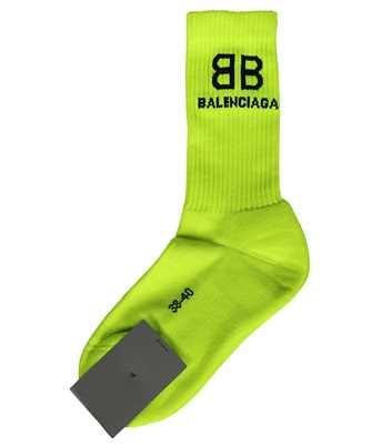 Balenciaga 656963 3A8B4 ACID TENNIS Socks