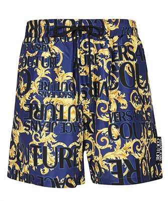 Versace Jeans A4GVA104 25076 LOGO BAROQUE Shorts