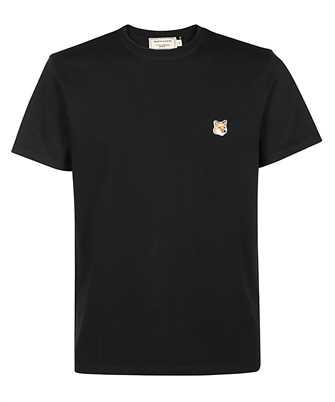 Maison Kitsune AM00103KJ0008 FOX HEAD PATCH CLASSIC T-shirt