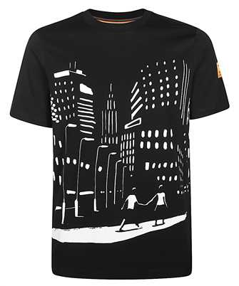 Paul Smith M1R-697P-AP1780 NIGHT SCENE T-shirt