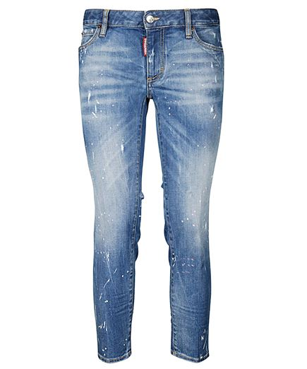 Dsquared2 S75LB0068 S30595 CROPPED TWIGGY Jeans