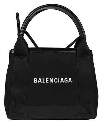 Balenciaga 390346 2HH3N NAVY CABAS XS Bag