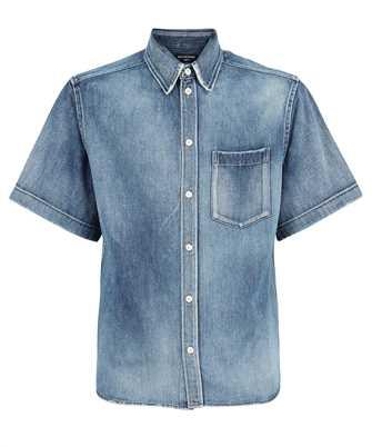 Balenciaga 662770 TIW35 REGULAR DENIM Shirt