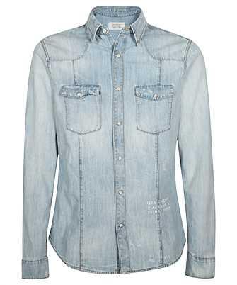 Givenchy BM60G050CM Shirt