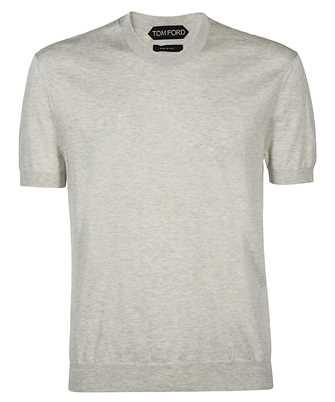 Tom Ford BWT92 TFKC10 CREWNECK KNITTED T-Shirt