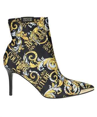 Versace Jeans Couture E0VZAS51 71569 LOGO BAROQUE PRINT Boots