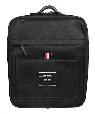 Thom Browne MAG167A-05809 PAPER LABEL PRINT BOOK Bag