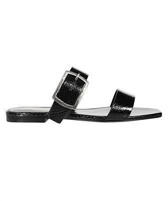 Saint Laurent 581653 EX700 BUCKLE Slides
