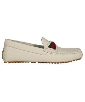 Gucci 648039 1XH30 DRIVER WITH WEB Shoes