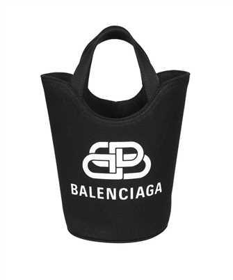 Balenciaga 619979 2HH13 WAVE TOTE XS Bag