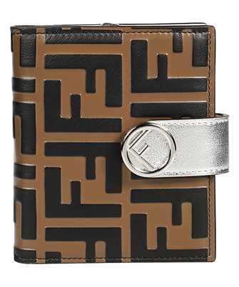 Fendi 8M0386 AAIT BIFOLD Wallet