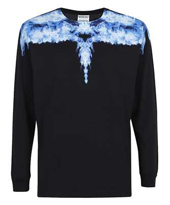 Marcelo Burlon CMAB007R21JER002 SMOKE WINGS REGULAR T-shirt