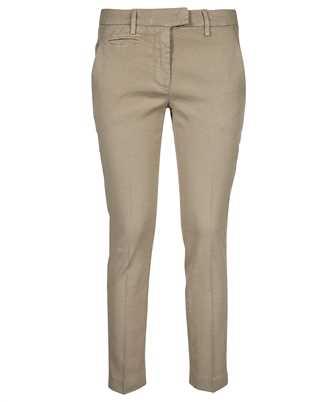 Don Dup DP066 LS0004 BM5 PERFECT SLIM-FIT Pantalone