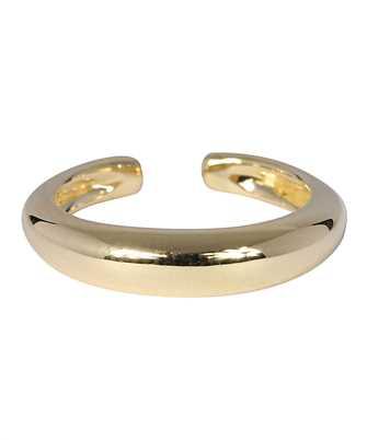 Tom Wood E38WONA01S925 9K SLIM GOLD Ohrringe