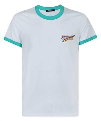 Balmain VH1EF001G041 PRINTED T-shirt