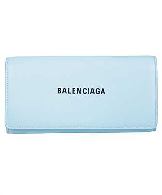 Balenciaga 555709 DLQ4N EVERYDAY THIN Wallet