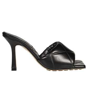 Bottega Veneta 639943 VBP30 RUBBER LIDO Sandals