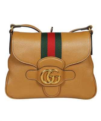 Gucci 648934 1U1MT SMALL MESSENGER WITH DOUBLE G Borsa