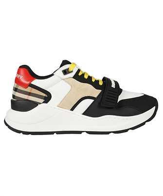 Burberry 8027350 NYLON SUEDE Sneakers