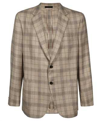 Brioni RGL50L O1A1B PLUME Jacket