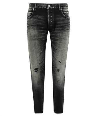 Balmain UH15230Z009 SELVEDGE SLIM Jeans
