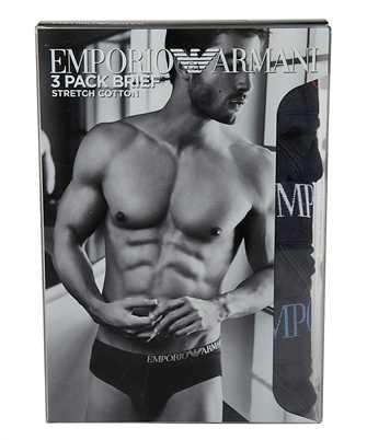Emporio Armani 111734 CS713 PACK OF 3 Underwear