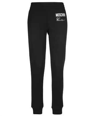 Moschino A 0316 5527 CRYSTAL LOGO Trousers