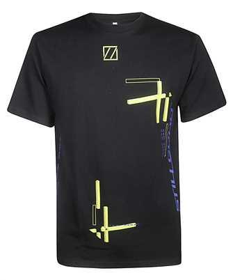 Still Good ABSTRACT MOVEMENT 3D SS TEE T-shirt