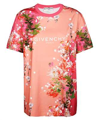 Givenchy BW70753Z34 FLORAL T-shirt