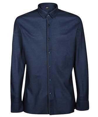 Fendi FS0799 AAPL PIPING Shirt