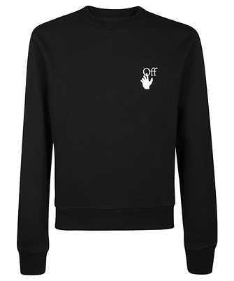 Off-White OMBA025F20FLE004 PASCAL ARROW Sweatshirt