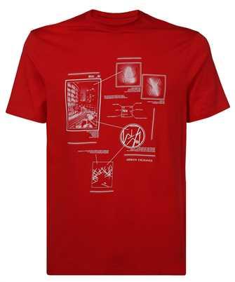 Armani Exchange 3KZTFF ZJH4Z V-NECK SLIM FIT T-Shirt
