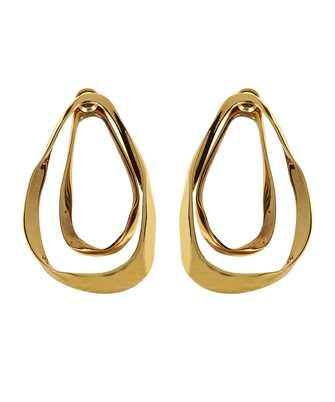 Alexander McQueen 630095 J160T DOUBLE LAYER Earrings